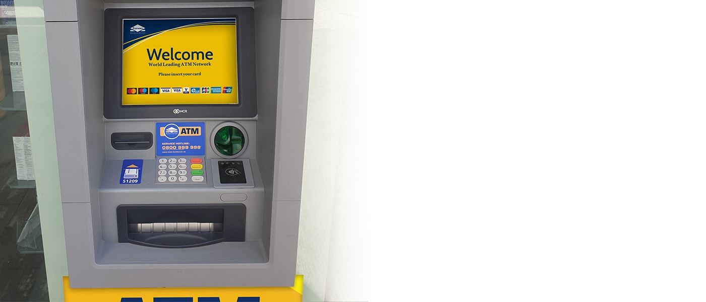 Finden Sie mit unserem Eignungsrechner heraus, ob Ihr Geschäft als Standort für einen Geldautomaten von Euronet in Frage kommt.