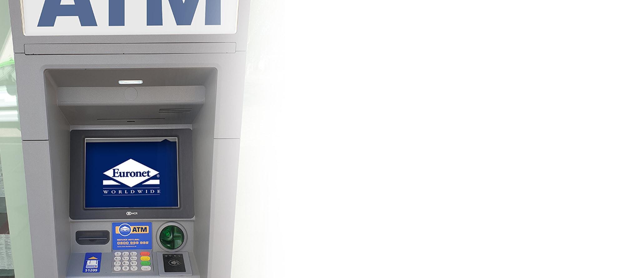 Wir verwalten und warten den Geldautomaten für Sie, und stellen somit einen hochwertigen Service für Ihre Kunden sicher.