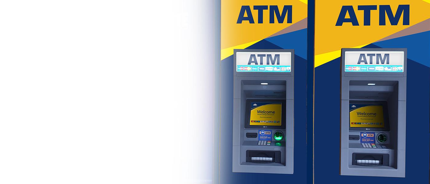Bieten Sie Ihren Kunden einen zusätzlichen Service – mit einem Geldautomaten von Euronet.