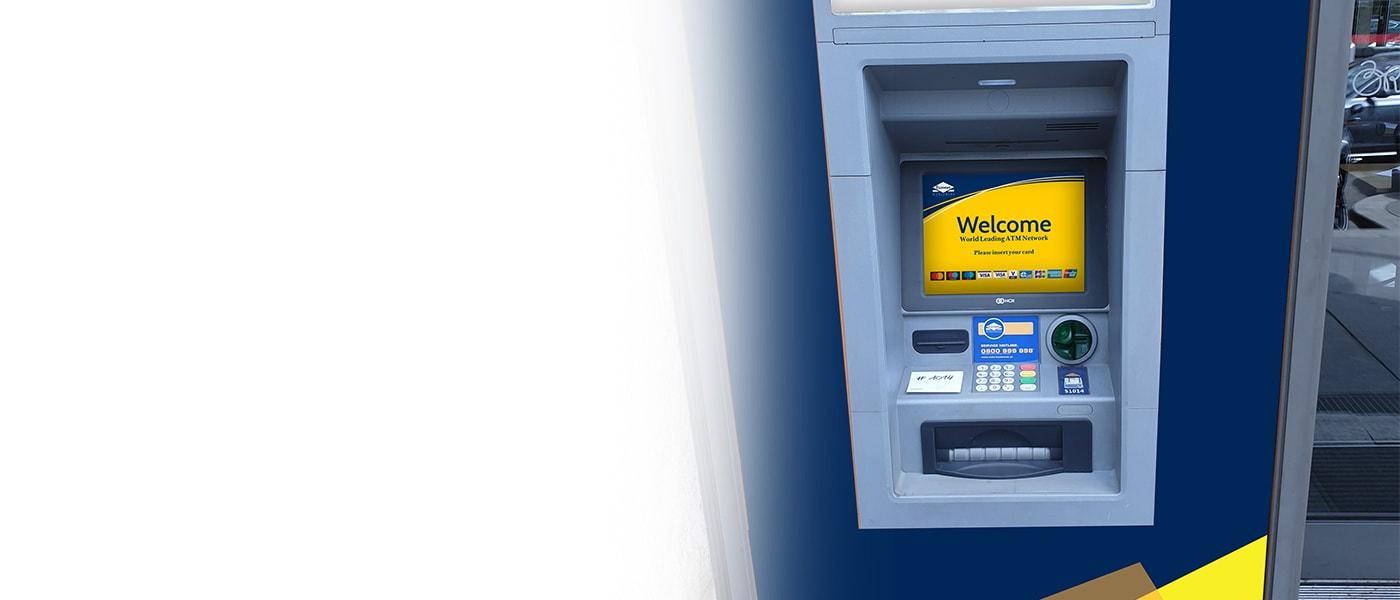 Bei der Entwicklung unserer Geldautomaten-Lösungen haben wir viele Branchen im Hinterkopf.